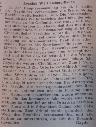 Text aus DKZ 8/1953